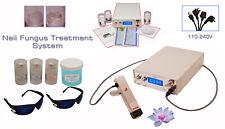 Système professionnel de retrait de mycètes à ongles en diode à impulsions + kit