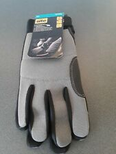 Site KF 350 . Full Hand Gripper Work Gloves . Bnwt . X 10 pairs . £24.99