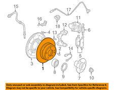 BMW OEM 01-06 330Ci Rear Brake-Rotor 34216864052