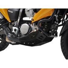 Honda XL 700 V Transalp BJ 07-13 Motorschutz Unterfahrschutz Bugspoiler schwarz