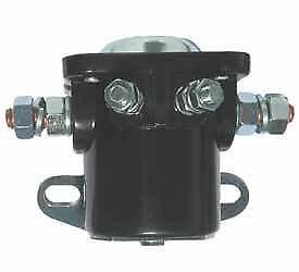 12V Starter Solenoid FORD External Remote Motor Solinoid 12 volt CAR start RELAY