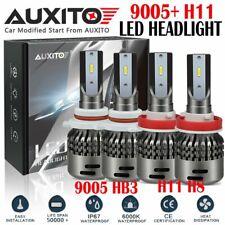 H11 9005 LED Headlight C7 for Honda Civic 2014-2018 Accord 08-17 High/Low Beam