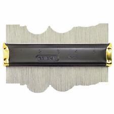 General Tools 837 Metal Contour Gauge, Profile Gauge, Shape Duplicator, 6