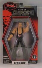 TNA, KEVIN NASH Deluxe Impact wrestling action figure, 2010, sealed in package