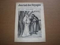 *** Journal des Voyages n° 137 (16/07/1899) - Le pittoresque africain / Pilote