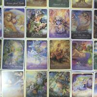 50Pc/Set Interesting Ancient Oracle Card  Revealed Table Tablet Stands Game