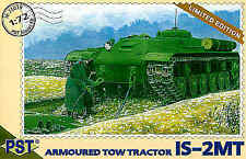 PST 1/72 IS-2MT Armoured Tow Tractor # 72039##