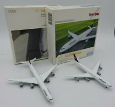 Herpa Wings 507417 / 516549 Airbus A340-600/-300 (1:500/Lufthansa)