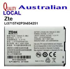 Battery for T-MOBILE 4G HOTSPOT ZTE MF30 MF61 MF51 Telstra ELITE Mobile Wifi