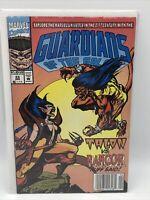 Guardians of the Galaxy #23 Comic Book April 1992 Marvel Comics c6
