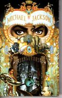 Michael Jackson Dangerous 1991 Cassette Tape Album Pop Dance Rock 80s 90s MJ