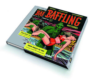 Pre Code Classics: Baffling Mysteries Vol 1 Slipcase