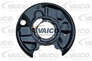 Brake Disc Splash Panel Rear Left VAICO Fits MERCEDES A124 A208 2104201444