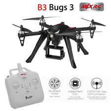 MJX Bugs 3 B3 2.4G 6-Axis Brushless RC Racing Drone w/Camera Mount LED Light UK