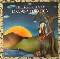 The Waterboys - Dream Harder - Vinyl LP - 1993 Geffen Records ‎GEF 24476