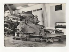 Imperial War Museum 92 Inch Howitzer 1974 RP Postcard 383b
