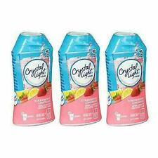 Crystal Light Liquid Drink Mix, Strawberry Lemonade (Pack of 3)