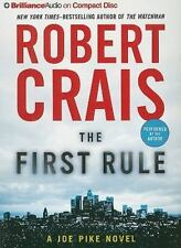 Elvis Cole/Joe Pike: The First Rule 13 by Robert Crais (2010, CD, Abridged)