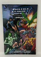 DC JUSTICE LEAGUE of America OMEGA  James Robinson Graphic Novel  TPB