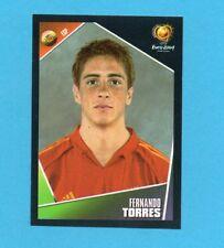 PANINI-EURO 2004-Figurina n.88-TORRES-SPAGNA -NEW BLACK