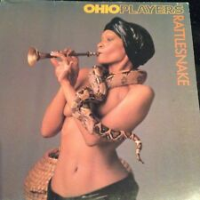"OHIO PLAYERS -Rattlesnake- 12"" Vinyl Album"