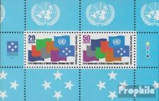 Mikronesien block11 (complete.issue.) unmounted mint / never hinged 1992 1 Year