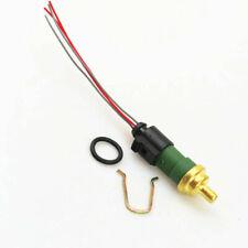 0EM Water Temp Sensor+Plug Clip Washer Kit For VW Jetta Golf Passat B5 Audi A3A4