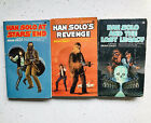 Star Wars - Han Solo Trilogy - Revenge, Lost Legacy, Stars' End - Brian Daley