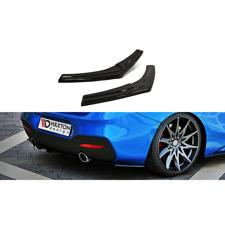 BMW 1 SERIES F20/F21 M-SPORT (FACELIFT) MAXTON DESIGN REAR SIDE SPLITTERS