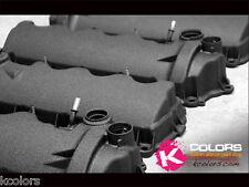 Vernice Motore Goffrata Texturizzata 2K 250gr - CARBON BLACK Alta Temp.