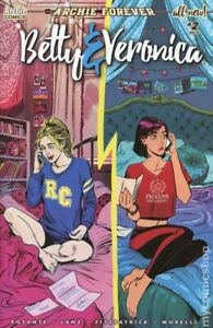 Betty and Veronica #2B Fish Variant VF 2019 Stock Image