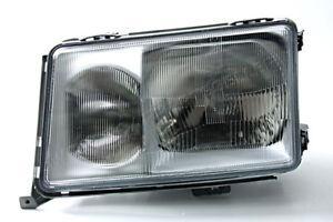 Headlight Front Lamp LEFT Fits Mercedes W124 1985-1993