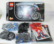 Lego Tecnik   42036 Street Motorcycle , OBA, OVP, Box, Komplett