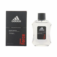 ADIDAS TEAM FORCE 3.4 FL oz / 100 ML EDT Spray Brand New Item In Box Authentic