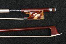E Sartory Modell Geige Bogen ironwood geigenbogen Violin Bow 4/4 60g-62g