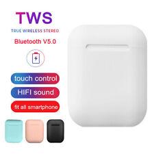 Kopfhörer Bluetooth 5.0 In-Ear Ohrhörer Sport Headsets für Samsung iPhone Huawei