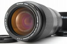 【Top Mint+++】Mamiya 645 AF ULD 105-210㎜ f/4.5 Zoom Lens from Japan #119