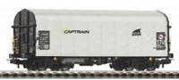 Piko 58964 HO Gauge Expert Captrain Tarpaulin Wagon VI