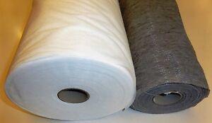 Bügelvlies Bügeleinlage 90cm breit fadenverstärkt