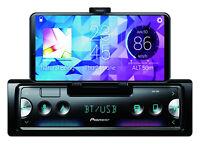 Autoradio Pioneer SPH-10BT USB / BLUETOOTH con supporto smartphone