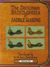 """The Stohlman Encyclopedia of Saddle Making : """"Our Secrets"""" by Al & Ann Stohlman"""