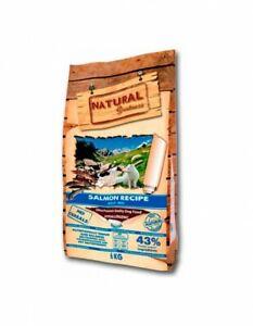 Natural Greatness Sensitive Mini Receta de salmón