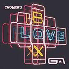 GROOVE ARMADA - Lovebox, NEW
