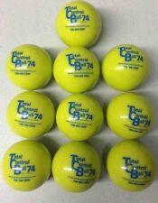 Total Control Baseball Size 74 Batting Ball Weighted Training Baseballs Box / 10