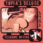 FREE US SHIP. on ANY 3+ CDs! ~LikeNew CD Teshome Mitiku: Topia's Deluge