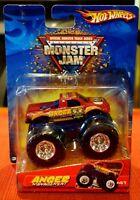 Hot Wheels 2006 Monster Jam 1:64 Anger Management #41 J3129