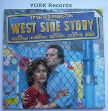 LEONARD BERNSTEIN - West Side Story - Ex Con Double LP Record DG 415 253-1