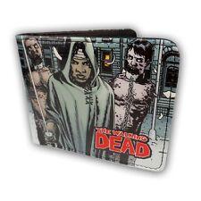 Walking Dead Michonne Comic Book Adult Bi-Fold Wallet