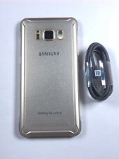 Samsung Galaxy S8 Active SM-G892A 64GB Meteor Gray (GSM Unlocked) Smartphone