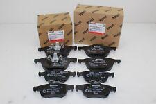 Original Bremsbeläge vorne + hinten Ford C-Max - Grand C-Max 1809256 + 1820122